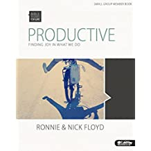 Bible Studies for Life: Productive - Group Member Book