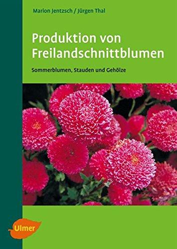 Produktion von Freilandschnittblumen: Sommerblumen, Stauden und Gehölze
