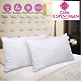Casa Copenhagen Basics Wispy 2 Pack, 16 x 24 inches, Pillow Insert