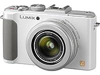 Panasonic LUMIX DMC-LX7 10.1 MP Digital Camera with 7.5x Intelligent zoom and 3.0-inch LCD by Panasonic