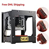 Product review for Gotd NEJE DK-8-KZ 1000mW DIY Laser USB Engraver Cutter Engraving Carving Machine Printer (1000mW)