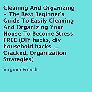 Cleaning and Organizing Audiobook