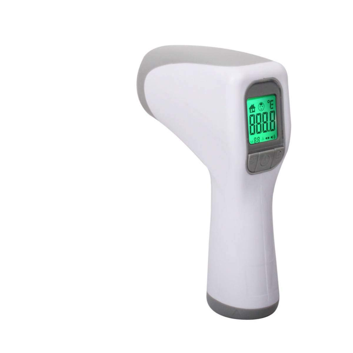 Digital Infrared Temperature Non Contact Ear Forehead Thermometer LCD Handheld Thermometer for Baby Kids Adults Indoor and Outdoor
