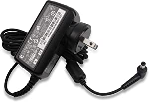 US Wall Charger 19V 2.15A 40W AC Adapter for Acer Aspire One V5-121 V5-122p V5-123 V5-131 V5-132 V5-132p V5-171 V5-561 V5-561p V3-111P V3-472P V3-572 PA-1300-04 Netbook Laptop