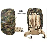 Backpack Rain Cover,FOME SPORTS OUTDOORS Nylon Waterproof Backpack Rain Cover Rucksack Water Resist Cover for Hiking Camping Traveling Outdoor Activity