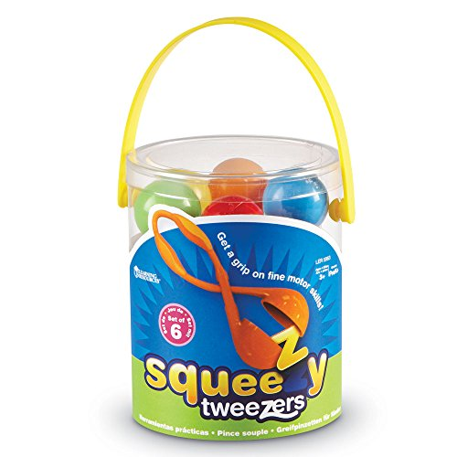 Learning Resources Squeezy Tweezers