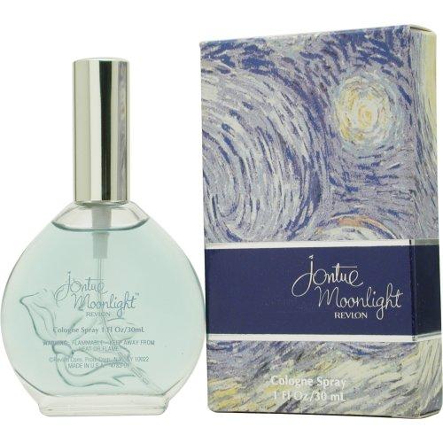 Jontue Moonlight by Revlon Cologne Spray for Women, 1 Ounce