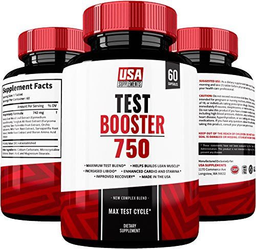 Testosterone USA SUPPLEMENTS Recovery Palmetto product image