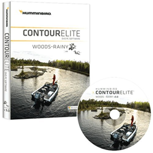 Humminbird Contour Elite - Woods/Rainy - Version 3 Consumer Electronics by Humminbird