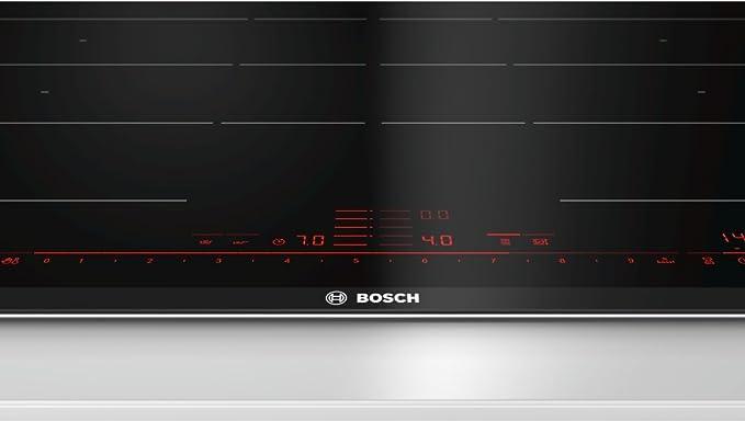 Bosch Serie 8 PXY875DC1E hobs Negro Integrado Con - Placa (Negro ...