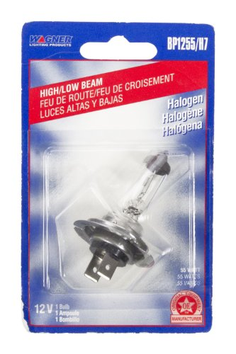 (Wagner Lighting BP1255H7 Halogen Capsule - Card of 1)