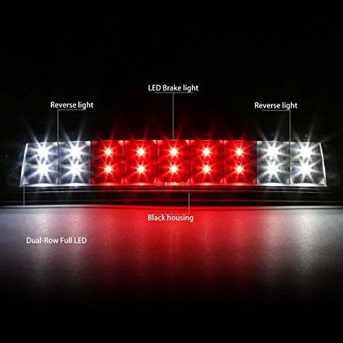 DNA MOTORING 3BL-DRAM09-LED-BK Third Brake Light