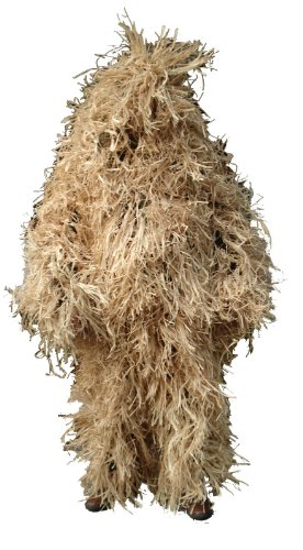 Straw Ghillie Suit, extra light, waist size 29-41'' (74-104 cm) by shop1234