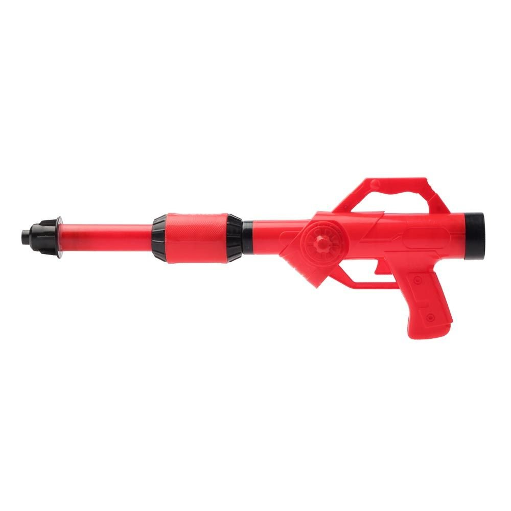 Rouge MMRM Pompe Pistolet /à eau Puissant Piscine F/ête Blaster Eau Jouet Ext/érieur