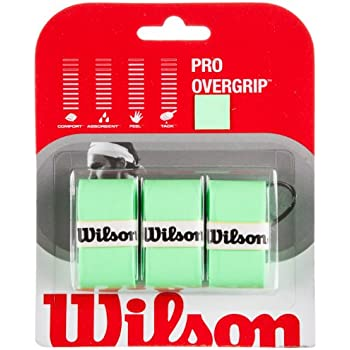 Wilson Pro Overgrip (Optic Green)