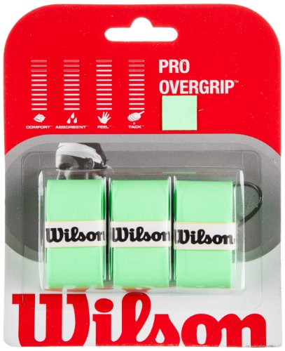 Wilson Pro Overgrip (Optic Green) (package may vary)