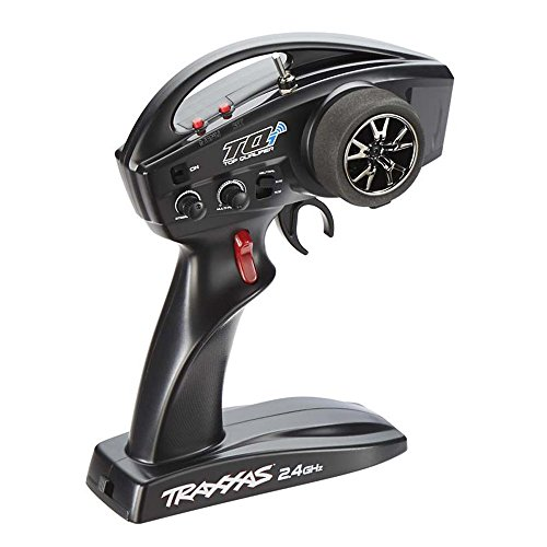 Traxxas TX TQi Link Enabled 2.4 GHz Hi Output 4-Channel Vehicle