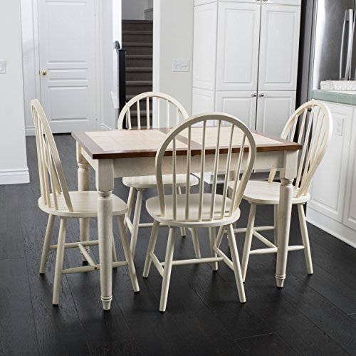 Dry Creek 5 Piece Contemporary Dining Set