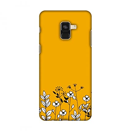 Amazon.com: Carcasa para Samsung Galaxy A8 2018, diseño ...