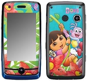 MusicSkins, MS-DORA20088, Dora The Explorer - Explorers Wanted, LG Rumor Touch (LN510/VM510), Skin