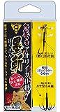 がまかつ(Gamakatsu) お墨付きアオリイカ仕掛 墨斬 IK036. 45474-0-0-07