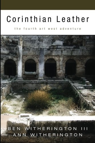 Corinthian Leather: The Fourth Art West Adventure ebook