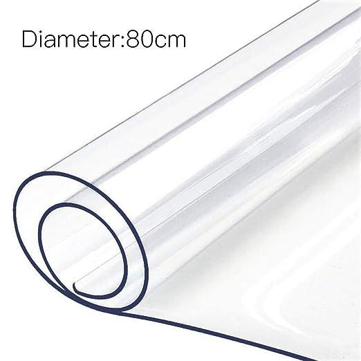 Knowled Mantel Transparente Protector De PVC Impermeable para ...