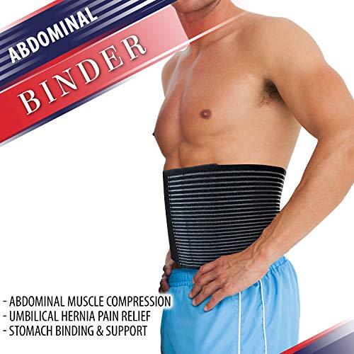 Abdominal Binder Postpartum Belly Wrap