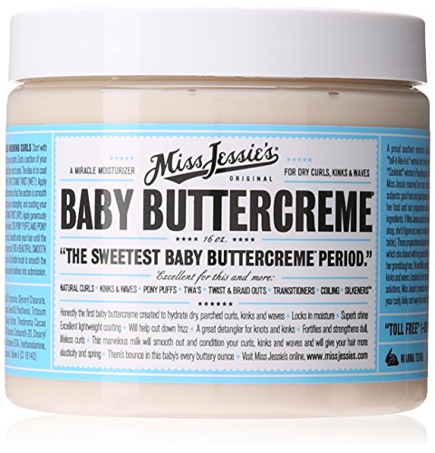 Miss Jessie's Baby Buttercreme, 16 Ounce (Used Wigs For Sale)