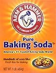 Arm & Hammer Baking Soda, Pure 16 Oun...