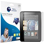 Kindle Fire HD Screen Protector, Tech Armor Anti-Glare/Anti-Fingerprint - Best Reviews Guide