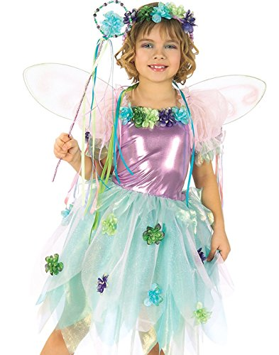 (Let's Pretend Child's Garden Fairy Costume,)