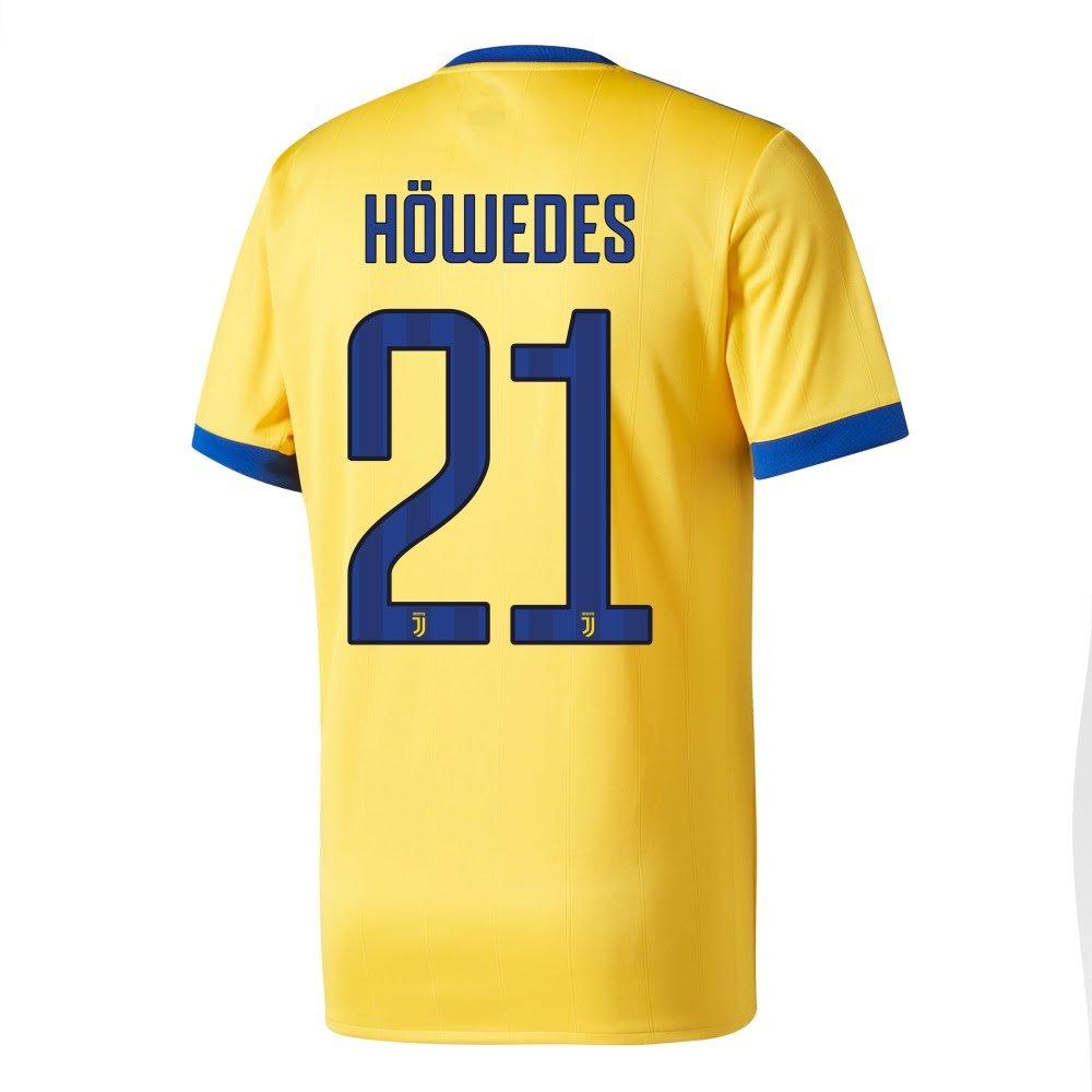 Adidas Juventus Away Höwedes Jersey 2017 / 2018 (公式印刷) – S B07C462RK3