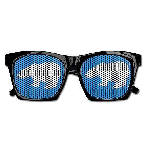Elephant AN Themed Novelty White-polar-bear-transparent-clip-art-image Wedding Visual Mesh Sunglasses Fun Props Party Favors Gift - Bans Images Ray