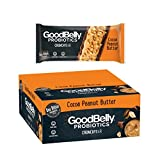 GoodBelly Probiotic Bar Cocoa Peanut Butter 10-1.49 oz. Bars