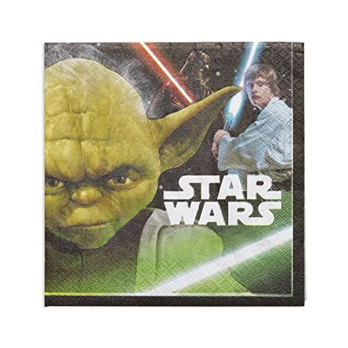 Wholesale American Greetings Star Wars Lunch Napkins (16 Count) hot sale