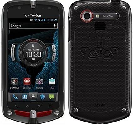 Casio GzOne Commando 4G LTE C811 Verizon Android Rugged Android ...
