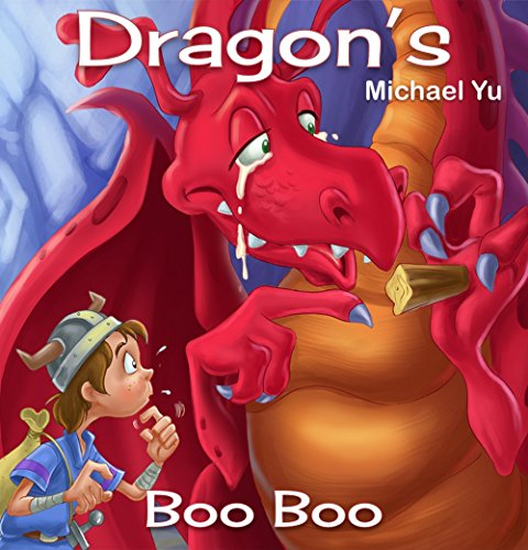 Dragon's Boo Boo (Children Bedtime story picture book for Kids)]()