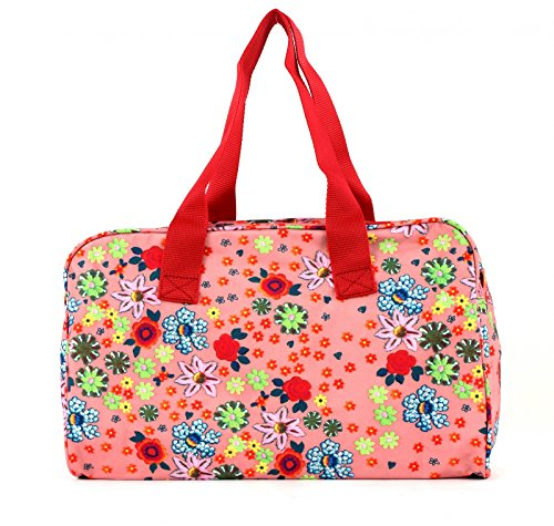 Oilily Garden Shopper Fantastic Bolsa Rosa S BnB1Fwfqzr