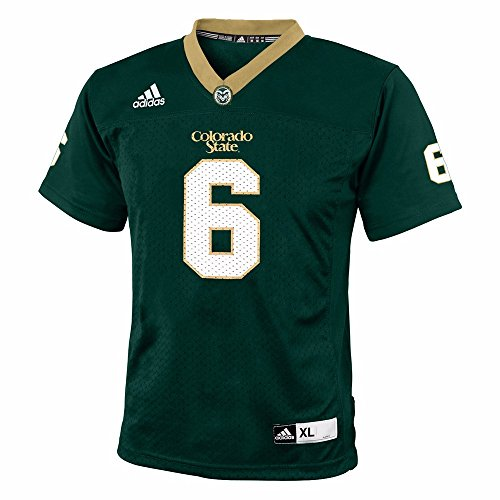 Green Ncaa Football Jersey - 8
