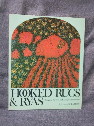 Hooked rugs & ryas;: Designing patterns and applying techniques