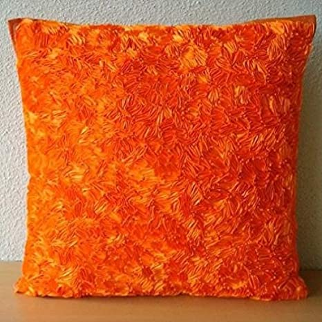 Orange Peel - Decorativa Funda de Cojin 35 x 35 cm, Square ...