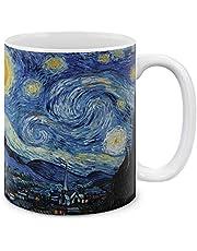 MUGBREW Classic Art Coffee Mug Gift Tea Cup 11 Oz