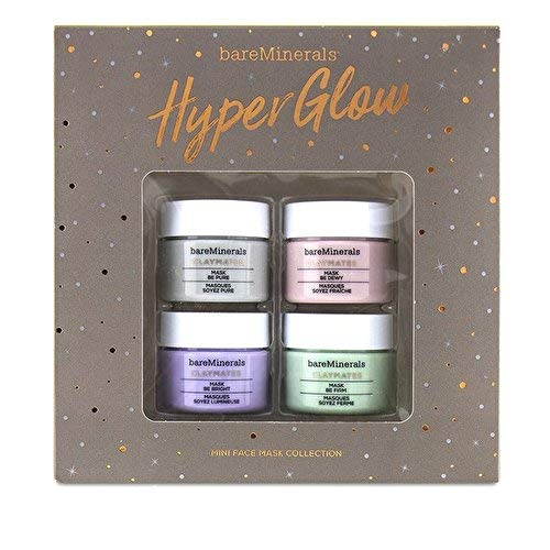 4-Pc. Hyper Glow Mini Face Mask Set