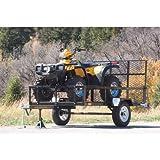 - North Star Trailer Loadstar I-XL Utility/ATV Trailer Kit - 5ft. x 8ft.