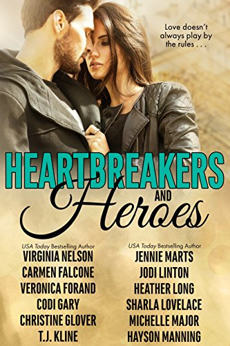 Cool breezes and leaves changing mean it's time to fall back in love… with this 12-in-1 boxed set!  Heartbreakers And Heroes by your favorite contemporary authors