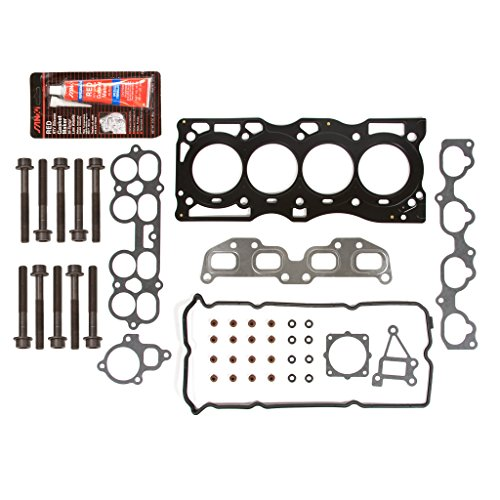 Evergreen HSHB3032 Cylinder Head Gasket Set Head Bolt (Gaskets Cylinder Nissan)