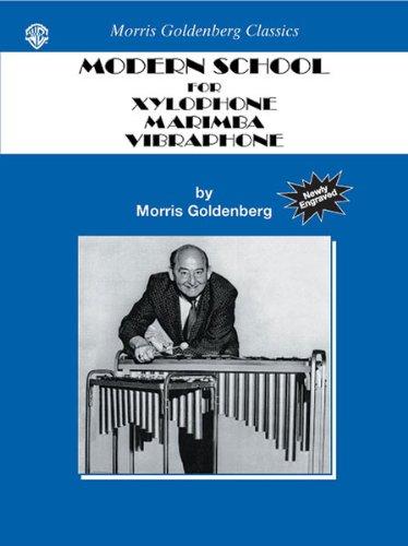 Modern School For Xylophone Marimba Vibraphone - Partitions B002ABMR7Q