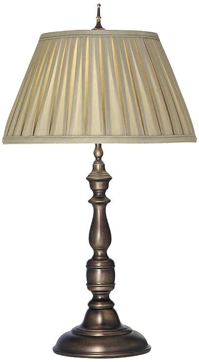 Stiffel tl ac9616 ac9879 aob one light table lamp antique old stiffel tl ac9616 ac9879 aob one light table lamp antique old bronze aloadofball Gallery