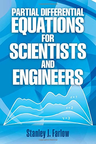 Partial Differential Equations for Scientists and Engineers (Dover Books on Mathematics)